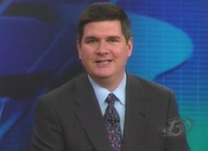 Pat Kreitlow anchoring final WEAU-TV newscast 6pm May 26, 2005