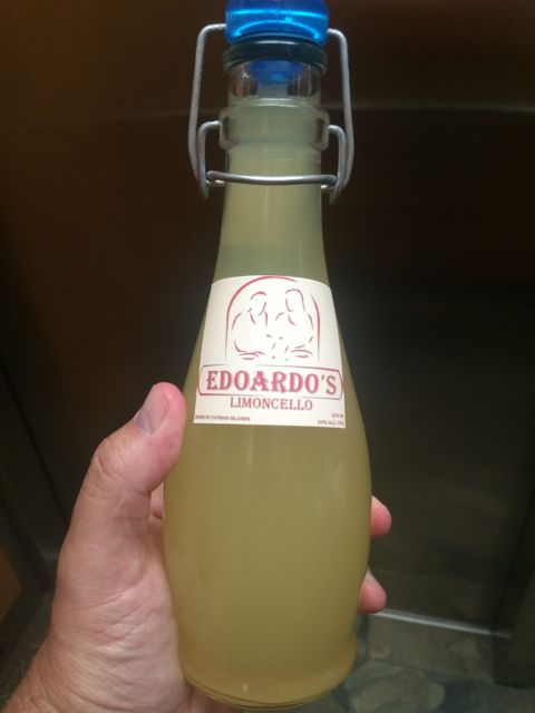 First Anniversary Gift from Edoardo's