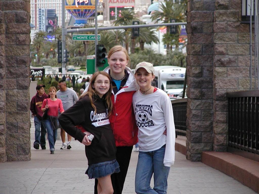 Daughters in Vegas