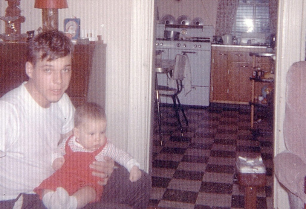 Jerry and Baby Patrick