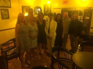 Ross's Aunts & Friends Visit